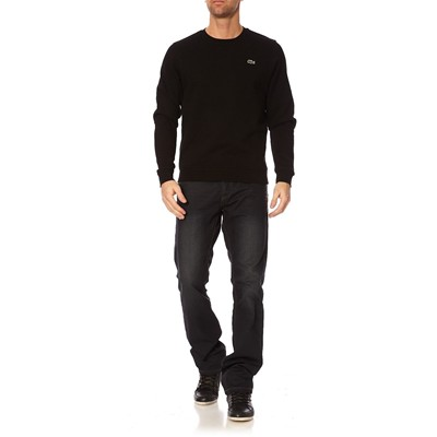 LACOSTE SH7613 - Sweat-shirt - noir