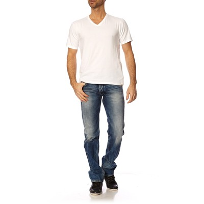 PEPE JEANS LONDON Aiden - blanc