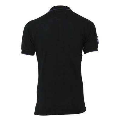 PAUL STRAGAS Polo - noir