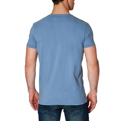 PAUL STRAGAS T-shirt - bleu