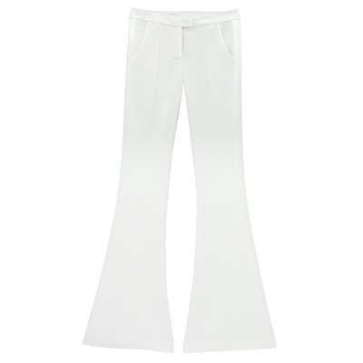 Pantalon de smoking - blanc