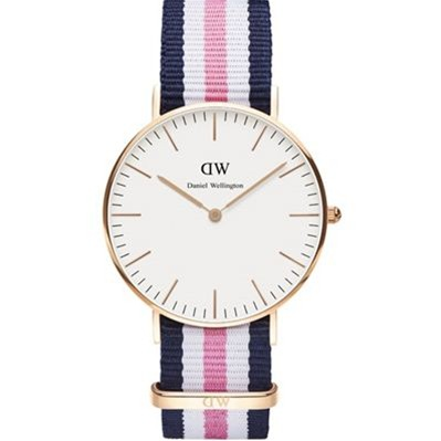 Daniel Wellington w0506dw - montre analogique - multicolore