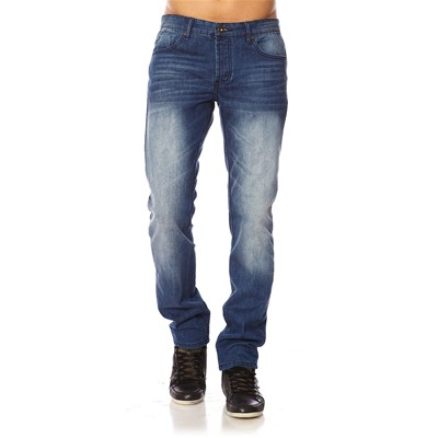 BEST MOUNTAIN Jean regular - denim bleu