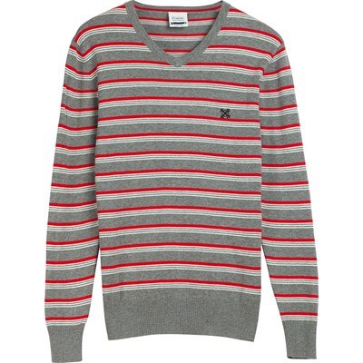 OXBOW Troele - Pull - gris chine