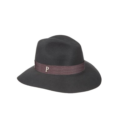 PANAMES & CO Purple - Chapeau en feutre