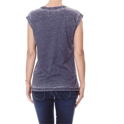 PEPE JEANS LONDON Benny - T-shirt - gris