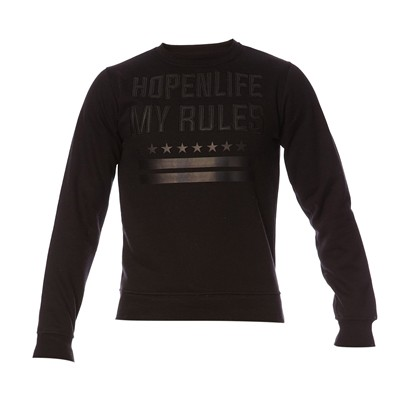 HOPE N LIFE Maestro - Sweat-shirt - noir