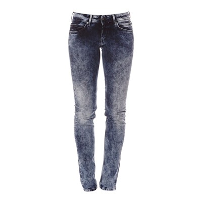 PEPE JEANS LONDON Ariel - Jean slim - denim bleu