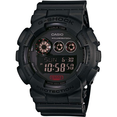 Casio G-Shock - Montre chronographe - noir