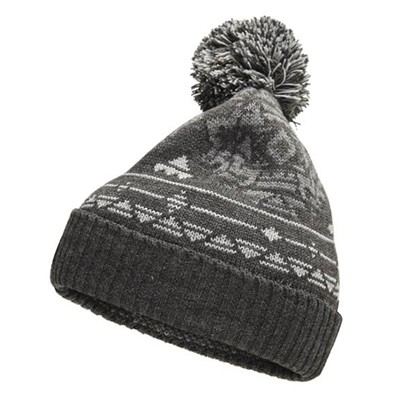 JACK & JONES Native - Bonnet - gris