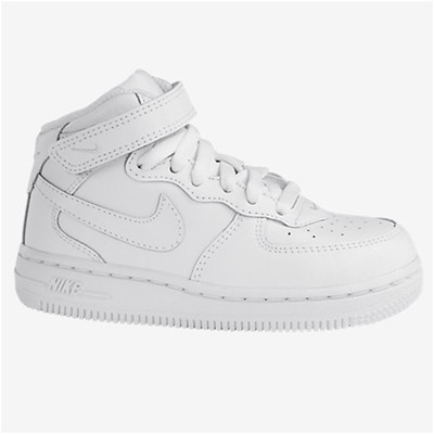 Air Force 1 Mid (TD) - Sneakers - blanc