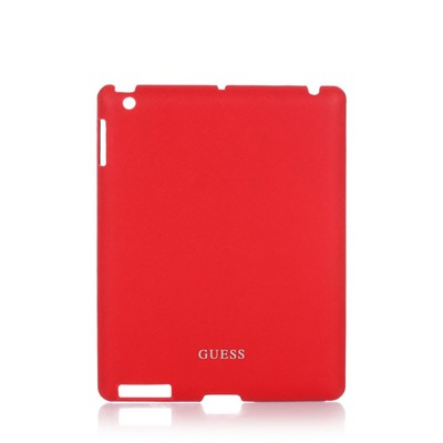 Delaney - Housse iPad - rouge