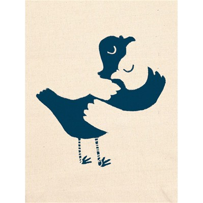 MONSIEUR POULET French colombes - Tote Bag - naturel