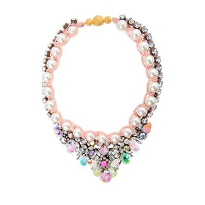 Mini Theresa Sequins - Collier - multicolore