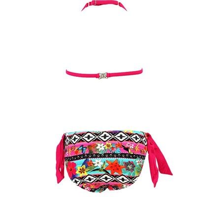 BANANA MOON Hookipa Looped - Maillot de bain 2 pièces - multicolore