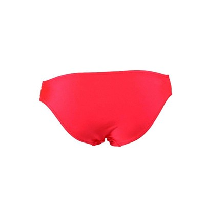 SEAFOLLY Shimmer Plait Side Hispter - Bas de maillot - rouge