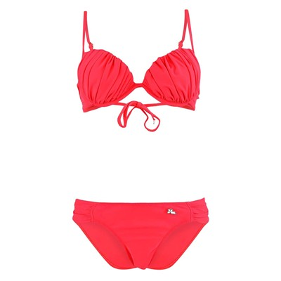 Unicool Psychored - Maillot de bain 2 pièces - orange
