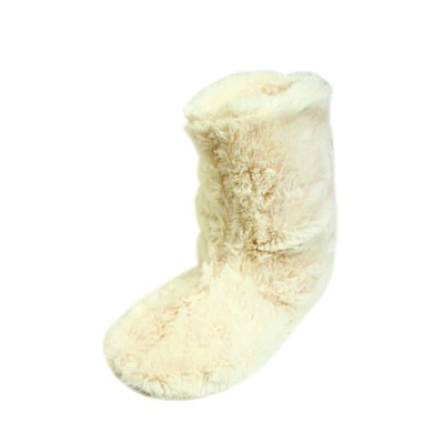 BANANA MOON Poppins Muppet - Chaussons - ecru