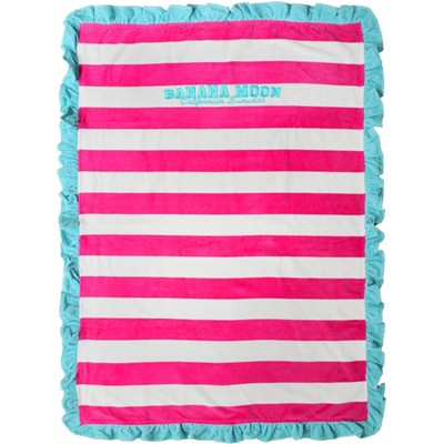 BANANA MOON Egeria Towely - Drap de bain - rose