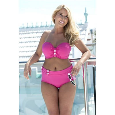 CURVY KATE Luau Love - Bas de maillot - rose