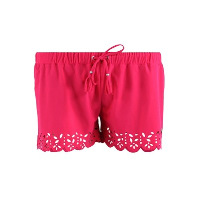 Banana Moon meow - short de plage - rose