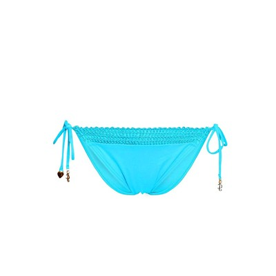 Juicy Couture solid - bas de maillot - turquoise