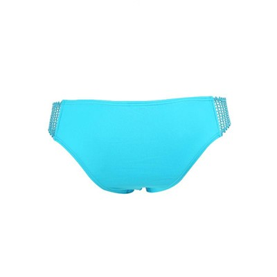 JUICY COUTURE Solid Crochet - Bas de maillot - turquoise