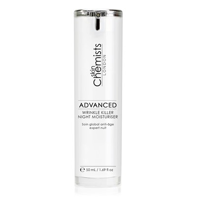 SKINCHEMISTS Advanced range wrinkle killer - Soin global anti-âge - Expert nuit