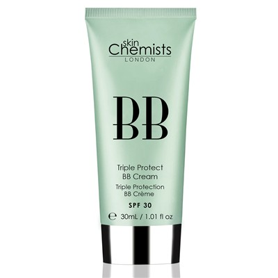 SKINCHEMISTS BB crème triple protection - 30 ml