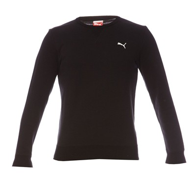 PUMA Ess crew - Sweat-shirt - noir