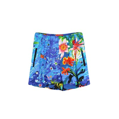 derhy Quai - Mini short - azul