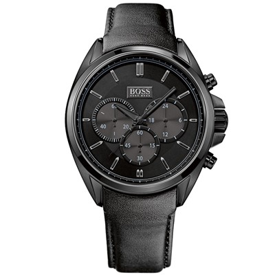 BOSS BLACK Montre sportive - noir