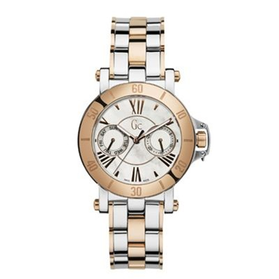 Guess Collection montre femme - bicolore
