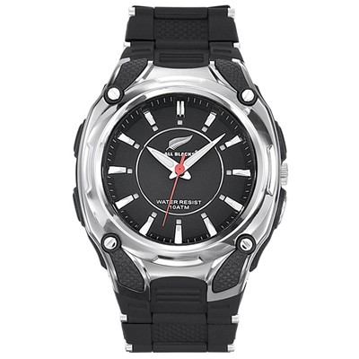 All Blacks montre analogique - noir