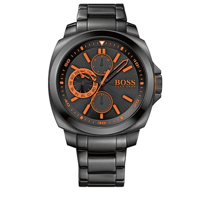 BOSS ORANGE Style sport - noir