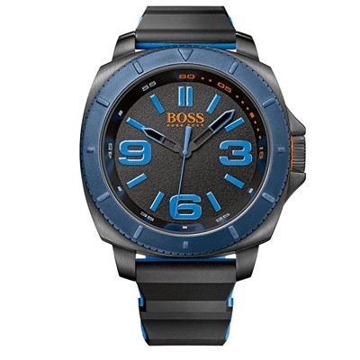 BOSS ORANGE Montre homme - noir