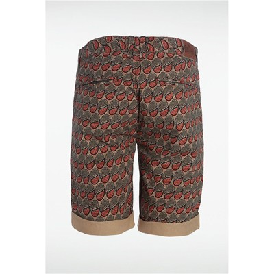 BONOBO JEANS Short - rouge