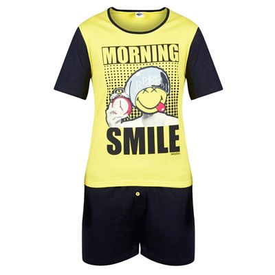 Morning Smile - Homewear - jaune