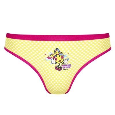 POMM'POIRE Popstar by Smiley - Ensemble brassière et slip - multicolore