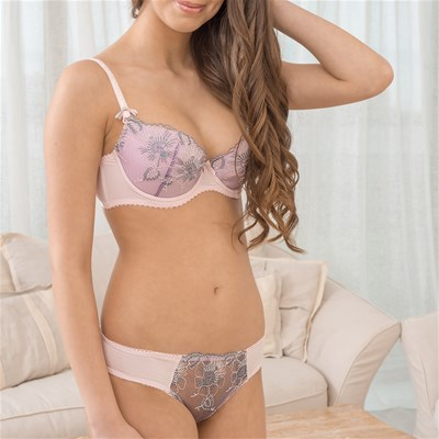 Rossmary - Soutien-gorge push-up - rose