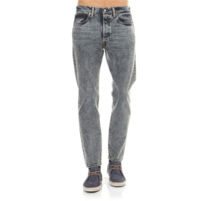 LEVI'S 501 Customized & Tapered - Jean droit - bleu