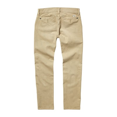 PEPE JEANS LONDON Blueburn - Pantalon slim chino - beige
