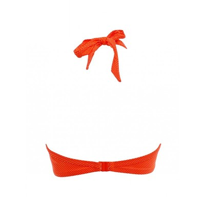 Cherish - Haut de maillot de bain bandeau - orange