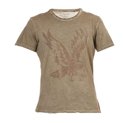 BEST MOUNTAIN T-shirt - army