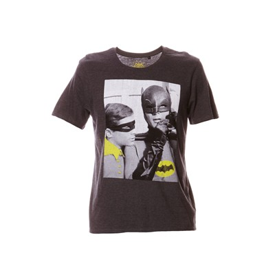 COTTON DIVISION Batman - T-shirt - anthracite