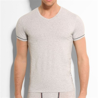 GUESS Guess - T-shirt - gris clair