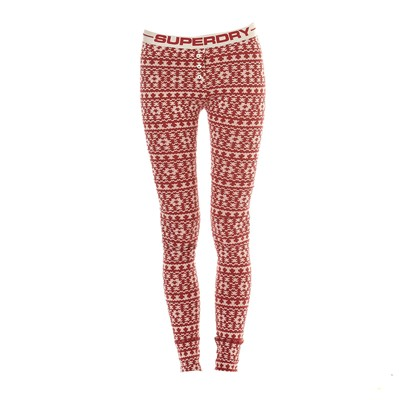 Superdry Fairisle - Legging