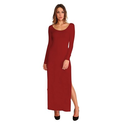 Eclipse - Robe maxi - rouge