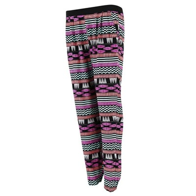 Survival - Pantalon de plage en soie - multicolore