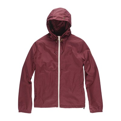 Element Alder - Impermeable - burdeos